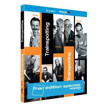 TrainspottingTrainspotting, Trainspotting 2 Edition spéciale Fnac Blu-ray