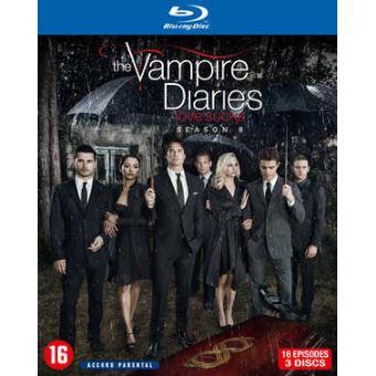 The Vampire DiariesVAMPIRE DIARIES S8-BIL-BLURAY