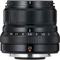 Objectif Hybride Fujifilm XF F:2 R WR 23 mm f/2-16 Asphérique Noir