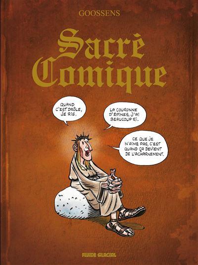 Sacré comique nouvelle edition