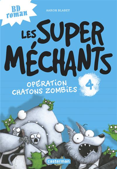 Les chatons zombies