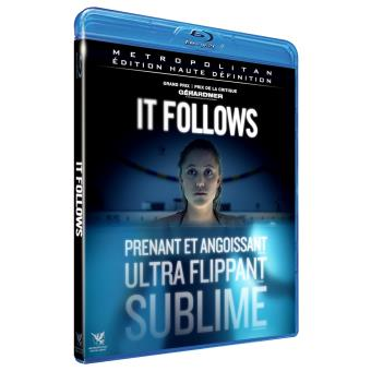 It follows  Blu Ray