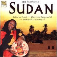 The sound of Sudan - 2 CD
