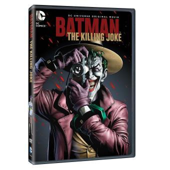 Batman animated seriesBatman The killing joke DVD