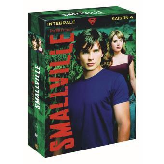 SmallvilleSmallville Saison 4 Repack - 6 DVD