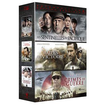 Coffret Guerre Edition 2019 DVD