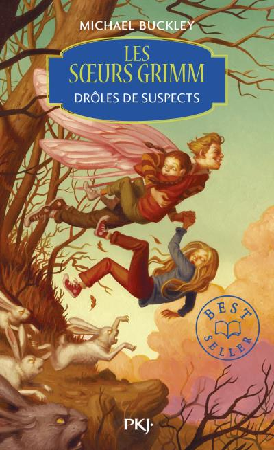 Les sœurs Grimm - Les soeurs Grimm - tome 2 Drôles de suspects
