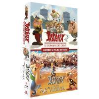 Coffret Asterix 2 films Blu-ray
