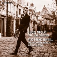 BEFORE MOZART-EARLY HORN CONCERTOS