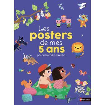 Les posters de mes 5 ans