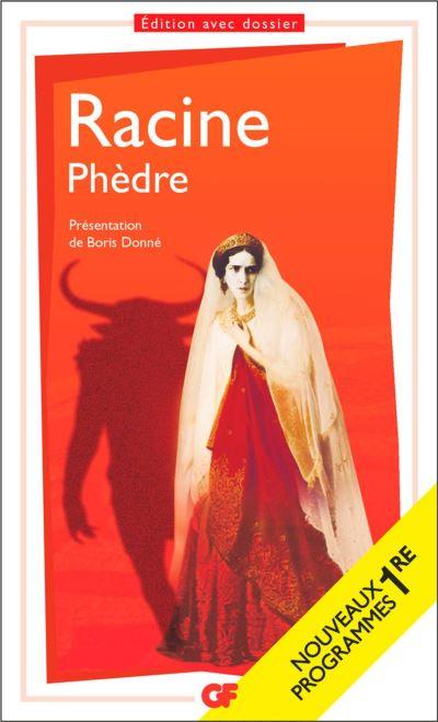 Phèdre - 9782081503489 - 1,99 €