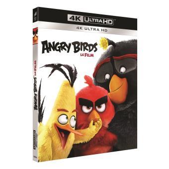 Angry Birds Le film Blu-ray 4K Ultra HD