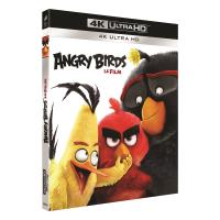 Angry Birds Le film Blu-ray 4K Ultra HD