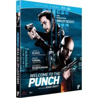 Welcome to the Punch - Combo Blu-Ray + DVD