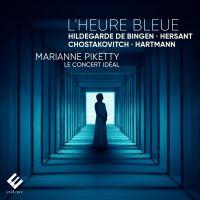 LHEURE BLEUE HILDEGARDE DE BINGEN