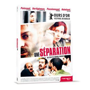Une Séparation DVD