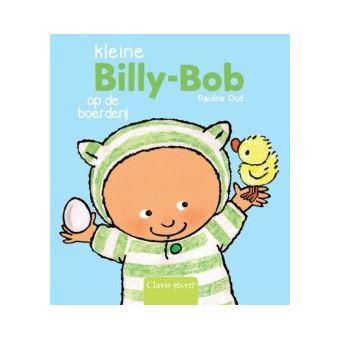 Kleine Billy-Bob op de boerderij