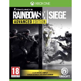 Rainbow Six Siege Advanced Edition  Xbox One