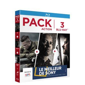 Coffret Action Exclusivité Fnac Blu-ray