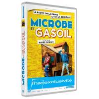 Microbe et Gasoil DVD
