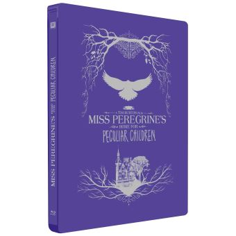 Miss Peregrine's Peculiar ChildrenMISS PEREGRINE ET LES ENFANTS PARTICULIERS-FR-BLURAY STEEL