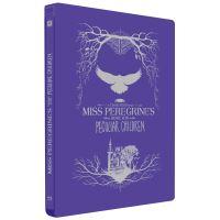 Miss Peregrine et les enfants particuliers Steelbook Edition Limitée Blu-ray