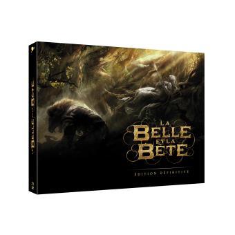 La belle et la bêteLa Belle et la Bête Edition Collector DVD
