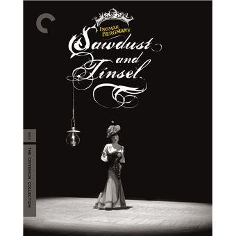 Sawdust and Tinsel Blu-ray