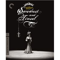 Sawdust and Tinsel Blu-ray