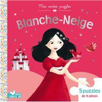 Blanche-Neige Livre puzzle