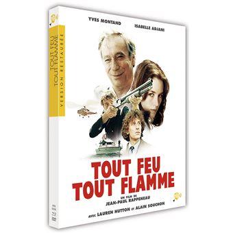 Tout feu, tout flamme DVD