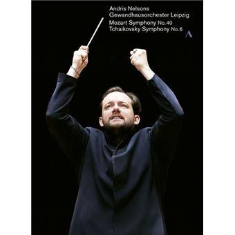 Symphonie numéro 40 Symphonie numéro 6 DVD