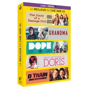 Le meilleur du cinéma indépendant US Edition Spéciale Fnac DVD