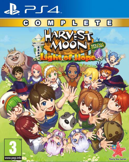 Harvest Moon Lumière d'Espoir Edition Speciale Complète PS4