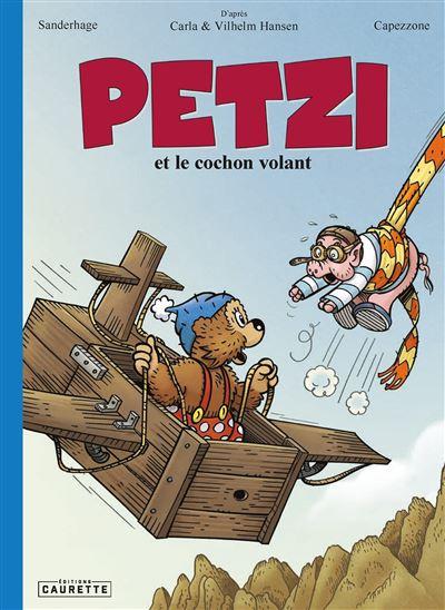 Petzi et le cochon volant