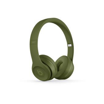 Beats Solo3 draadloze hoofdtelefoon - Urban Collection, olijfgroen