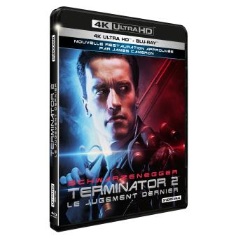 TerminatorTerminator 2 : Le jugement dernier Blu-ray 4K Ultra HD