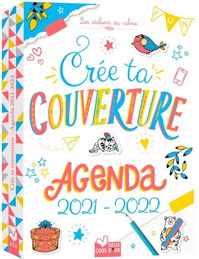 Calendrier 2022 à Personnaliser Crée ta couverture   Agenda 2021/2022   broché   Lili La Baleine