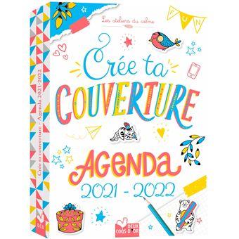 Calendrier 2022 Personnalisé Mon agenda 2021/2022 à personnaliser   broché   Lili La Baleine