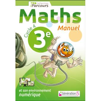Iparcours Maths 3eme Cycle 3