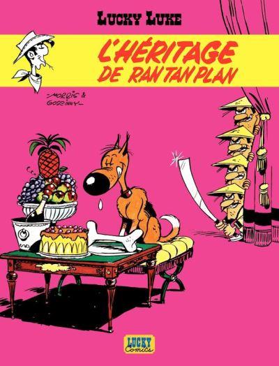 Lucky Luke - tome 11 – L'Héritage de Rantanplan - 9782884717311 - 5,99 €