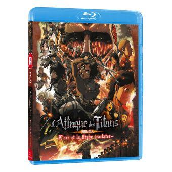 L'attaque des TitansATTAQUE DES TITANS FILM 1:L ARC ET LA FLECHE-FR-BLURAY