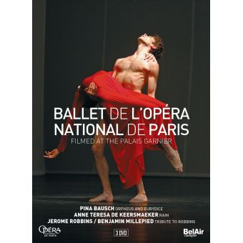 BALLET DE L OPERA NATIONA/DVD
