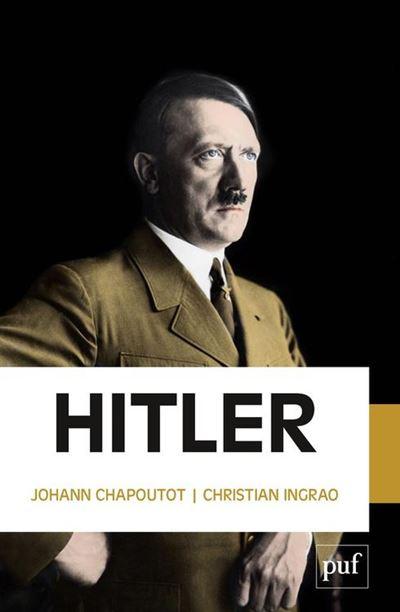 Hitler - 9782130812821 - 9,99 €