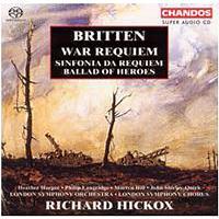 War requiem/sinfonia -sac