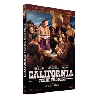 California terre promise DVD
