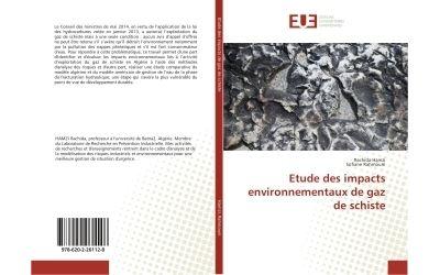 Etude des impacts environnementaux de gaz de schiste