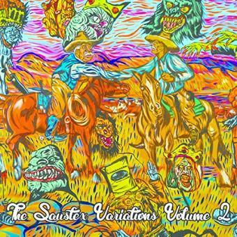 The saustex variations Volume 2