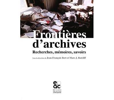 Frontières d'archives