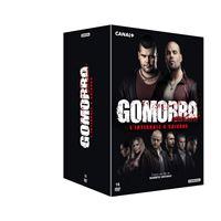 Coffret Gomorra Saisons 1 à 4 DVD